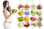Ăn chuẩn theo từng kỳ từng tháng mang thai