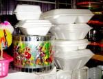 Cơm đựng trong hộp nhựa, hộp xốp, bịch nilon: Làm mồi cho ung thư