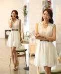 Cách mix đồ trắng đa phong cách như fashionista