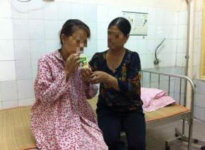 Cứu bệnh nhân ngừng tim, xuất huyết âm đạo giữa đường