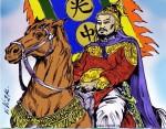 """Hoảng hồn với câu trả lời """"Quang Trung – Nguyễn Huệ là cha con"""""""
