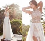 Những mẫu váy cưới đẹp cho đám cưới mùa hè