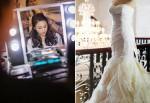 Thời trang cưới thanh lịch của cặp sao Philippines