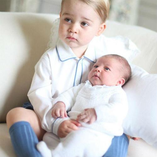 Đáng yêu như 3 em bé nổi tiếng nhất hành tinh - 10