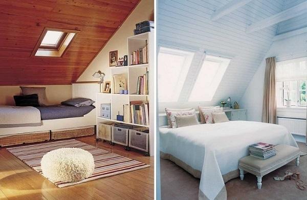 Tạo không gian phòng ngủ thoải mái cho bạn thư giãn
