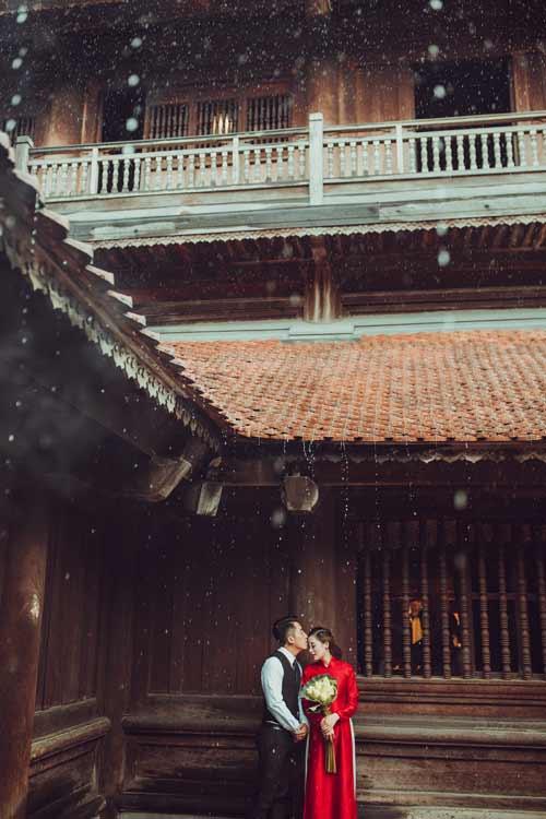 Cặp đôi vượt hàng trăm cây số thăm nhau mỗi tuần - 8