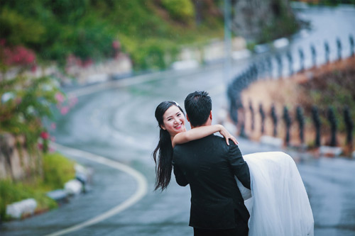 Chuyện tình 5 năm của cặp đôi Sài Thành - 12