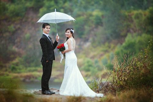 Chuyện tình 5 năm của cặp đôi Sài Thành - 14