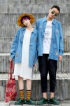 Thời trang tình yêu đáng học hỏi của các cặp đôi châu Á