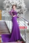 Hoa hậu hoàn vũ Việt Nam : Trang phục dạ hội đầy quyến rũ