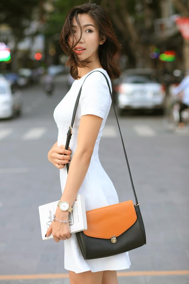 Style xuống phố đa dạng, Tóc Tiên nổi bật nhất tuần qua
