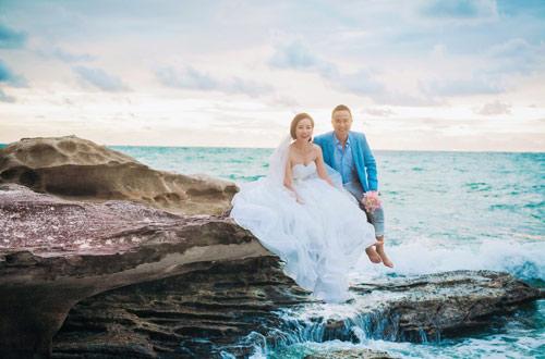 Bộ ảnh cưới đáng ghen tị của cặp đôi yêu 7 năm - 2