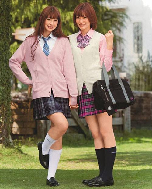 Khám phá mọi điều về đồng phục học sinh Nhật Bản - 12