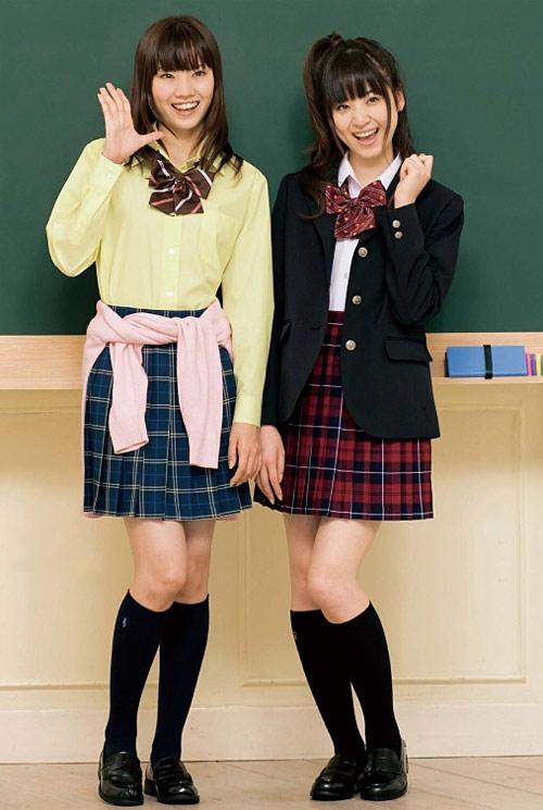Khám phá mọi điều về đồng phục học sinh Nhật Bản - 16