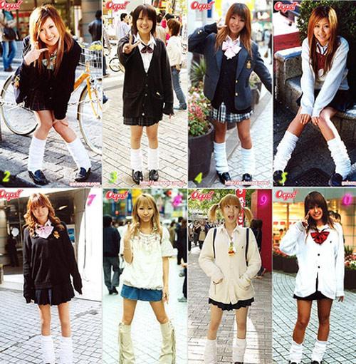 Khám phá mọi điều về đồng phục học sinh Nhật Bản - 17