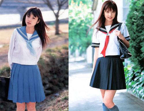 Khám phá mọi điều về đồng phục học sinh Nhật Bản - 4