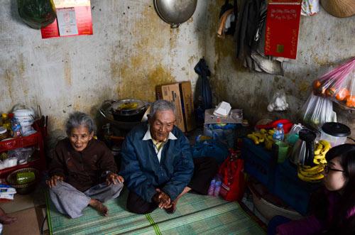 Đôi vợ chồng chung sống 65 năm không đám cưới vì nghèo - 3