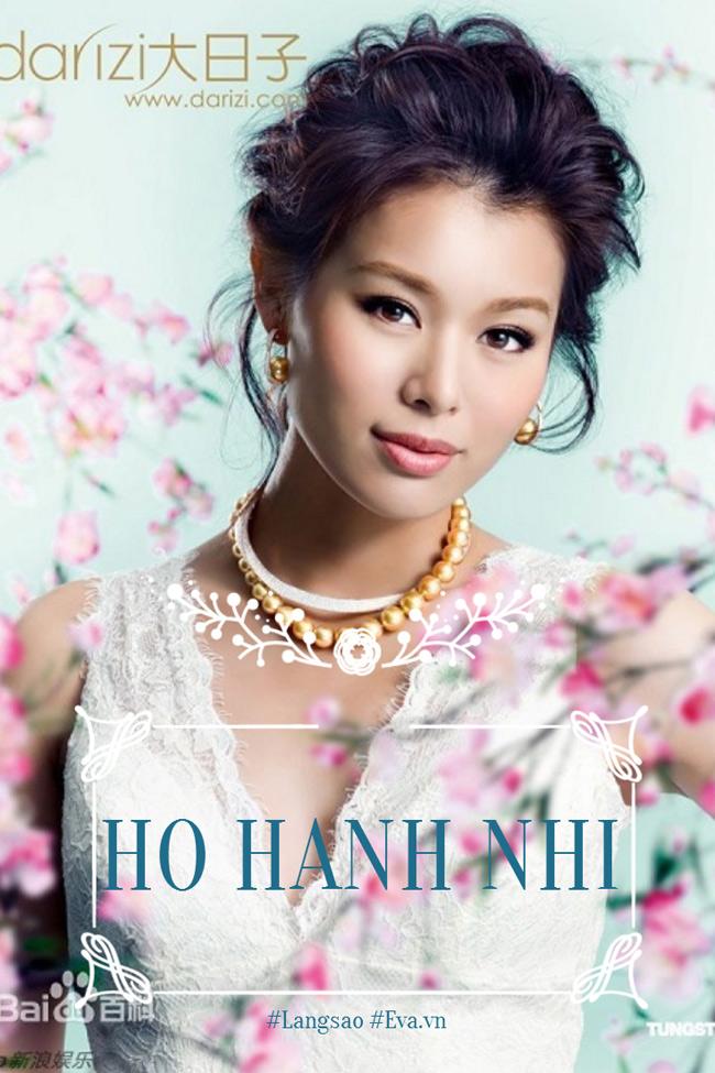 """ho hanh nhi: chang duong """"tac"""" ten minh len bau troi sao cua co gai khi chat hon nguoi - 1"""