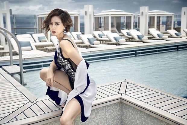 Hàn Quốc có mẹ Kim Tan, Vbiz có tận 5 người đẹp U50 cực trẻ trung và xinh đẹp!