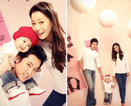 """""""Đệ nhất mỹ nhân Kbiz"""" Kim Hee Sun từng có ý định bỏ nghề vì con gái bị chê xấu"""