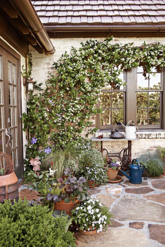 18 cách cực hay mà đơn giản để làm mới sân vườn nhà bạn - Ảnh 16.