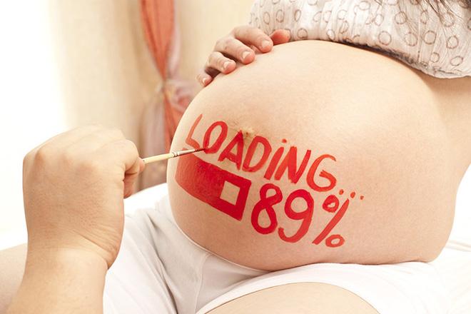 7 dấu hiệu rõ ràng cho thấy mẹ bầu đã chuyển dạ - Ảnh 1.