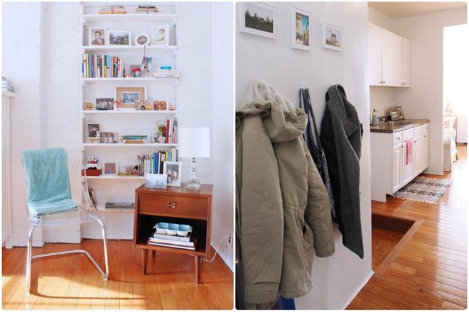 Cô gái trẻ thuê lại căn hộ nhỏ, sửa sang góc nào cũng vô cùng đẹp và ấm cúng - Ảnh 9.