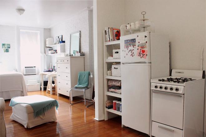 Cô gái trẻ thuê lại căn hộ nhỏ, sửa sang góc nào cũng vô cùng đẹp và ấm cúng - Ảnh 10.