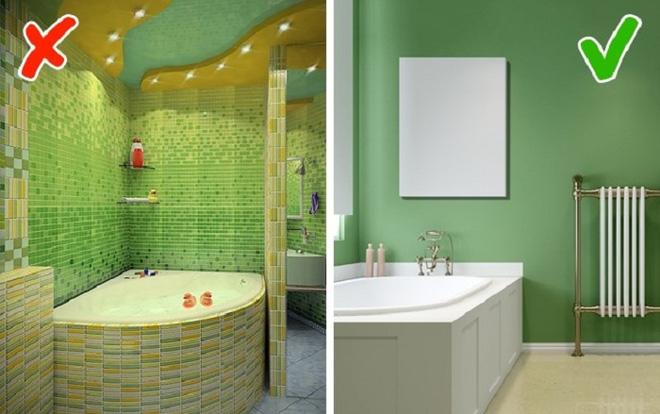 7 mẹo vặt thiết kế biến ngôi nhà của bạn đẹp như trên bìa tạp chí - Ảnh 10.