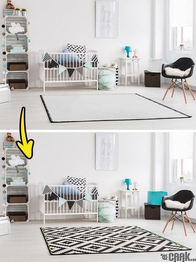 7 mẹo vặt thiết kế biến ngôi nhà của bạn đẹp như trên bìa tạp chí - Ảnh 4.