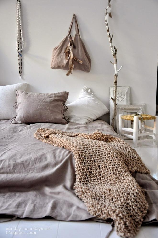 Những căn phòng ngủ chẳng cần đến giường nhưng khiến ai cũng thích - Ảnh 8.