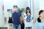 Lâm Tâm Như dính tin có bầu lần 2, Hoắc Kiến Hoa chỉ tay vào phóng viên bảo vệ vợ