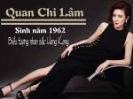 """Quan Chi Lâm tai tiếng với bao cuộc tình """"gây bão"""" vẫn đẹp xuất sắc ở tuổi 55"""
