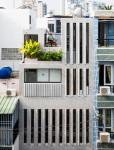 Thiết kế nhà 18m2 của vợ chồng Việt gây bất ngờ vì vẻ đẹp sáng tạo