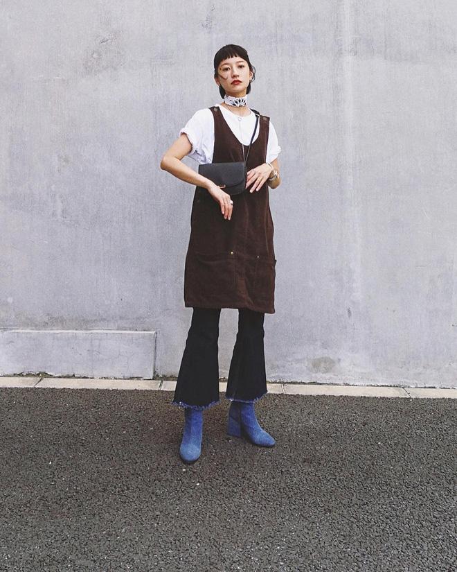 Người mặc suit cá tính, người diện đồ cả cây là những điểm sáng nhất của street style châu Á tuần qua - Ảnh 12.