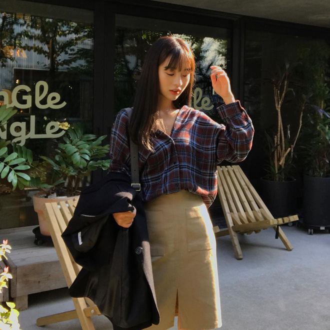 Người mặc suit cá tính, người diện đồ cả cây là những điểm sáng nhất của street style châu Á tuần qua - Ảnh 7.