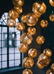 Những mẫu đèn trang trí hình học tạo nên một căn nhà khác biệt cho bạn