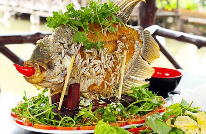 Mê mệt những món ăn đậm chất miệt vườn ở Vĩnh Long - 7