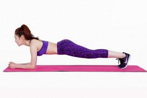 6 động tác yoga giúp giảm mỡ bụng sau sinh
