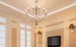 3 mẫu đèn trang trí phòng khách tuyệt đẹp bạn không thể bỏ qua