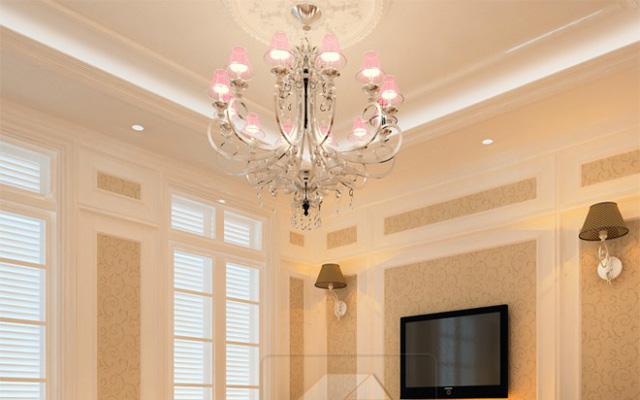 Nếu đang phân vân chọn đèn cho phòng khách thì đây sẽ là mẫu đèn mà bạn không thể bỏ qua