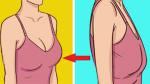 Cách để ngực không chảy sệ sau khi sinh
