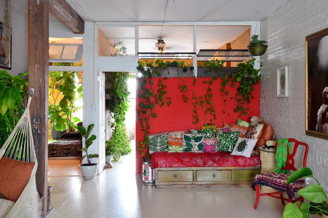 Cô gái độc thân biến căn hộ nhỏ ở chung cư cao tầng của mình thành vườn cây trong phố - Ảnh 12.