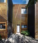 """Nhà 28m² mà rộng """"thênh thang"""" nhờ thiết kế siêu thông minh này!"""