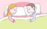 Tư thế ngủ của chồng khi vợ mang bầu tiết lộ điều đặc biệt gì?
