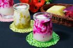 """Cách làm sữa chua uống hoa quả - """"nước thần"""" giúp làn da mịn màng, tươi trẻ"""