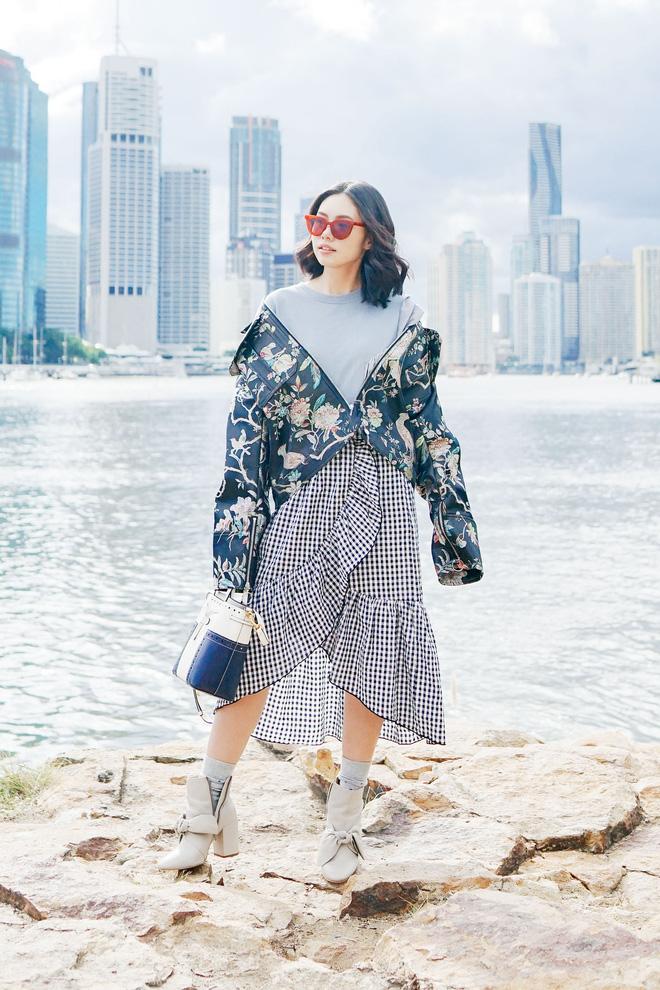 Loanh quanh ngắm street style Châu Á, là bạn đã có đủ ý tưởng lên đồ cho tuần này rồi - Ảnh 10.
