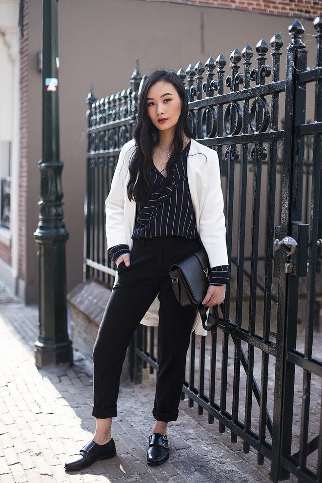 Loanh quanh ngắm street style Châu Á, là bạn đã có đủ ý tưởng lên đồ cho tuần này rồi - Ảnh 11.