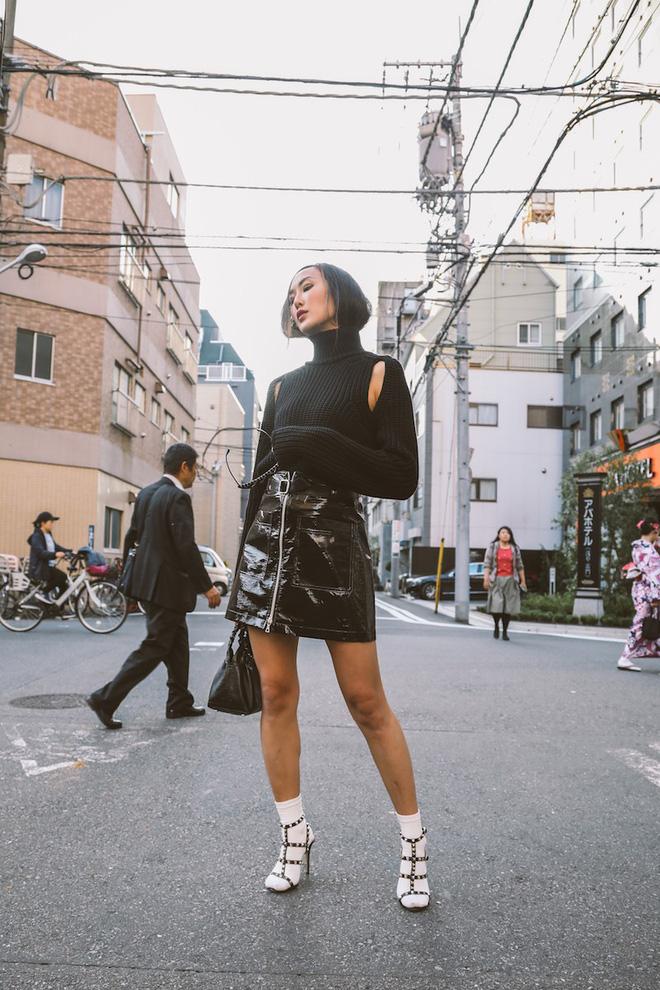 Loanh quanh ngắm street style Châu Á, là bạn đã có đủ ý tưởng lên đồ cho tuần này rồi - Ảnh 2.