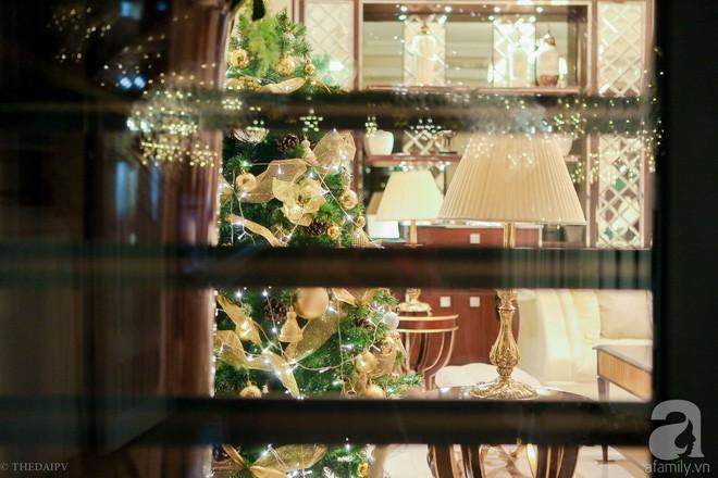 Ngắm ngôi biệt thự lung linh màu sắc Giáng sinh ở Long Biên, Hà Nội - Ảnh 10.